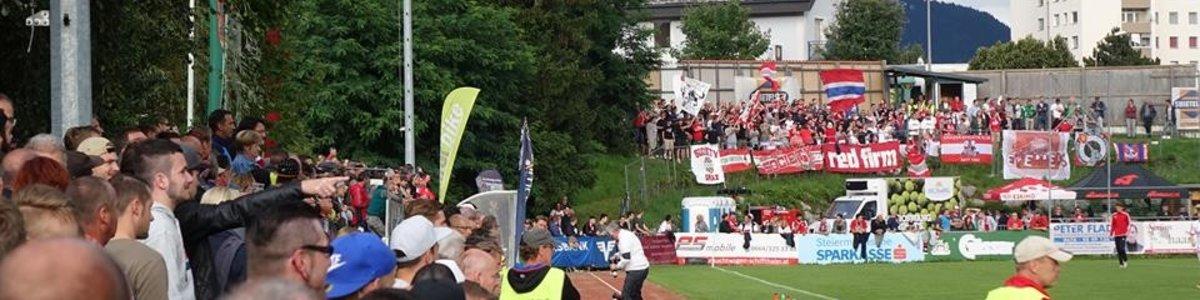 SC Liezen : GAK 1902 28.07.2017