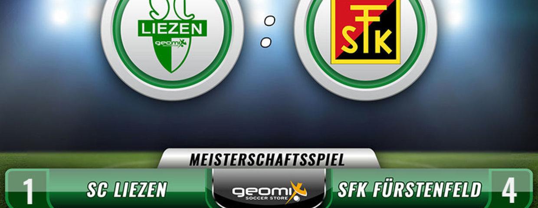 1:4 Niederlage gegen den FSK