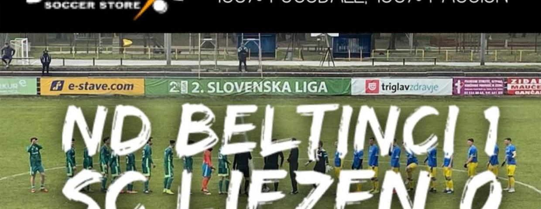 0:1 im Test gegen Slowenischen 2. Ligisten