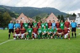 SC Knauf Liezen - AS Roma